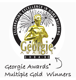 Georgie Award Winning General Contractors in Vancouver