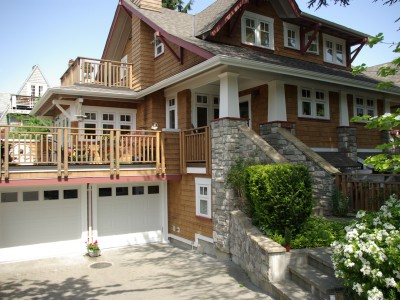 Kitsilano Duplex Conversion