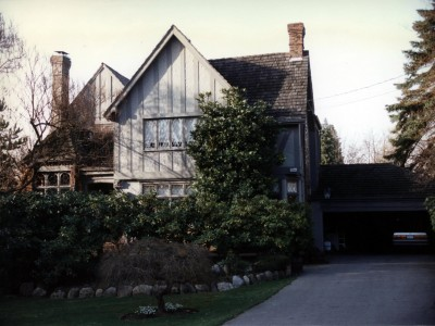 Shaughnessy Schmon Residence Renovation
