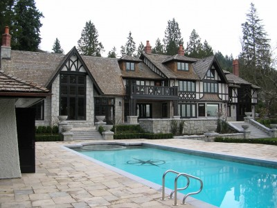 West Vancouver Estate