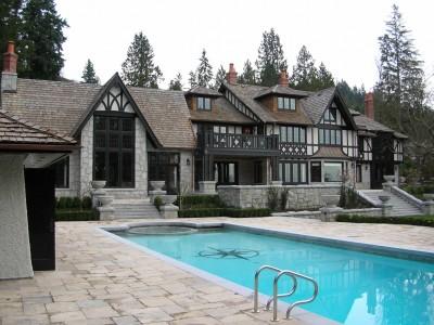 West Vancouver Estate